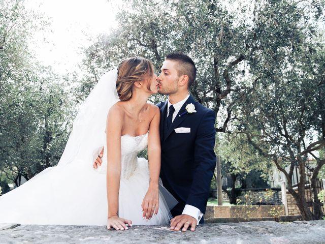Il matrimonio di Andrea e Justine a Garda, Verona 26