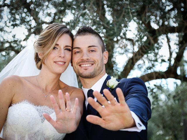 Il matrimonio di Andrea e Justine a Garda, Verona 27