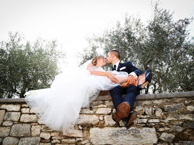Il matrimonio di Andrea e Justine a Garda, Verona 28