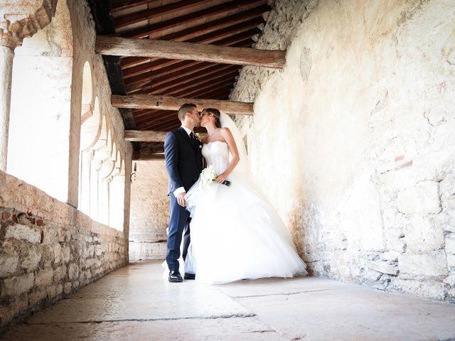 Il matrimonio di Andrea e Justine a Garda, Verona 30