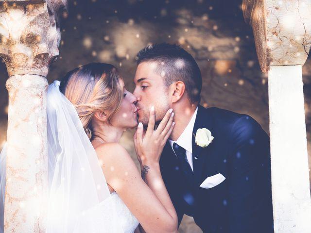 Il matrimonio di Andrea e Justine a Garda, Verona 1