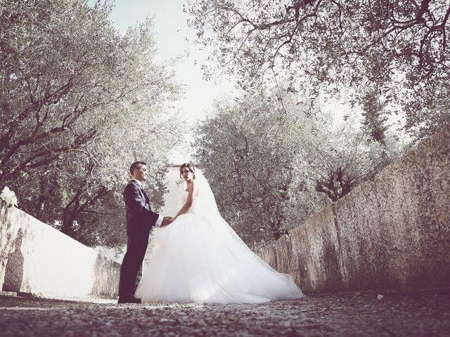 Il matrimonio di Andrea e Justine a Garda, Verona 32