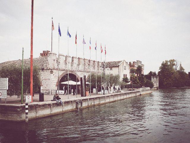 Il matrimonio di Andrea e Justine a Garda, Verona 45
