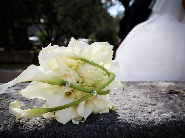 Il matrimonio di Andrea e Justine a Garda, Verona 59