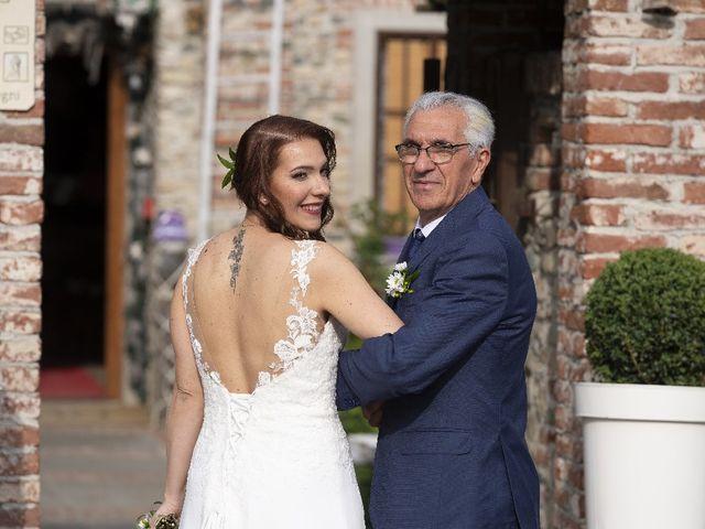 Il matrimonio di Daniel e Stefania a Cavour, Torino 1