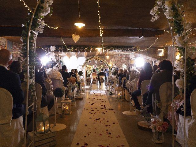 Il matrimonio di Daniel e Stefania a Cavour, Torino 2