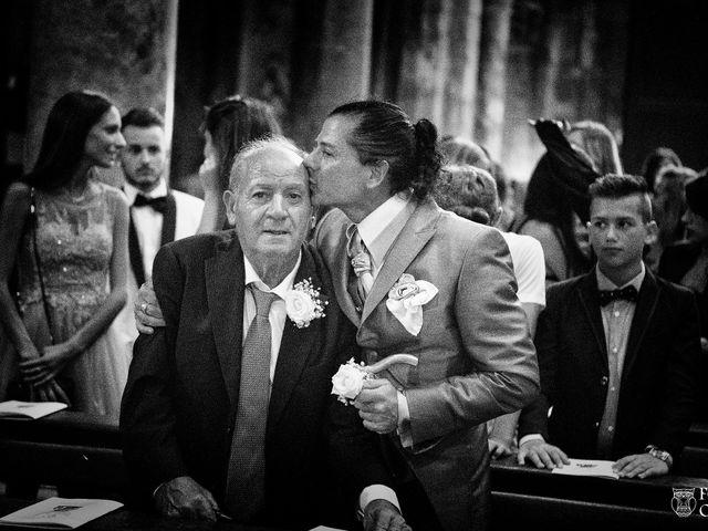 Il matrimonio di Salvatore  e Valentina a Carrara, Massa Carrara 13