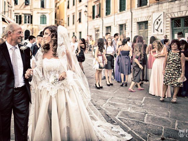 Il matrimonio di Salvatore  e Valentina a Carrara, Massa Carrara 17