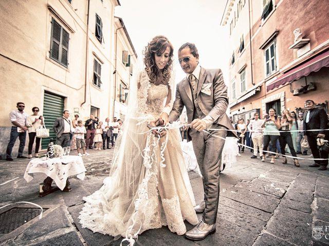 Il matrimonio di Salvatore  e Valentina a Carrara, Massa Carrara 21