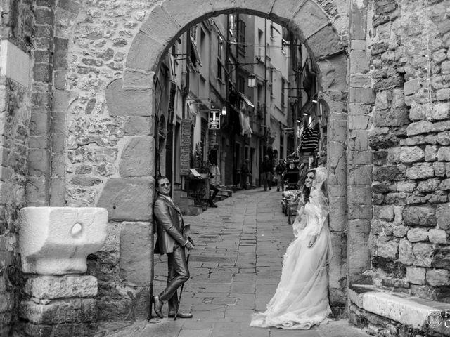 Il matrimonio di Salvatore  e Valentina a Carrara, Massa Carrara 27