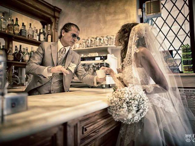 Il matrimonio di Salvatore  e Valentina a Carrara, Massa Carrara 2
