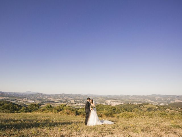 Le nozze di Sonia e Luca