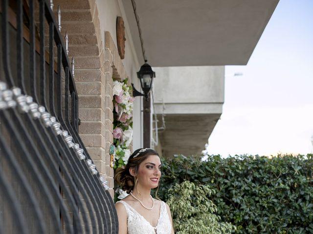 Il matrimonio di Omar e Erica a Feroleto della Chiesa, Reggio Calabria 4