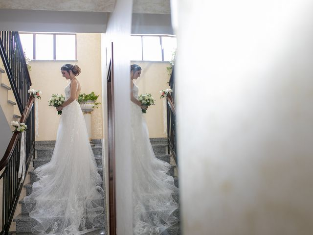 Il matrimonio di Omar e Erica a Feroleto della Chiesa, Reggio Calabria 6