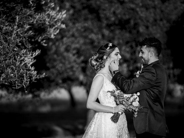 Il matrimonio di Omar e Erica a Feroleto della Chiesa, Reggio Calabria 8