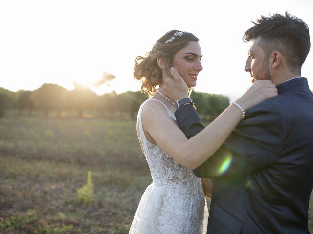 Il matrimonio di Omar e Erica a Feroleto della Chiesa, Reggio Calabria 9