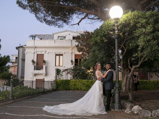 Il matrimonio di Omar e Erica a Feroleto della Chiesa, Reggio Calabria 10