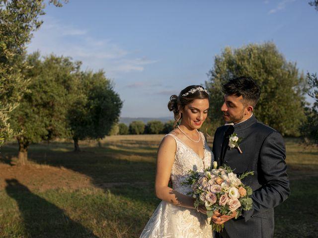 Il matrimonio di Omar e Erica a Feroleto della Chiesa, Reggio Calabria 11