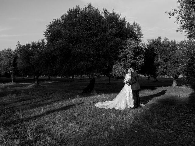 Il matrimonio di Omar e Erica a Feroleto della Chiesa, Reggio Calabria 12
