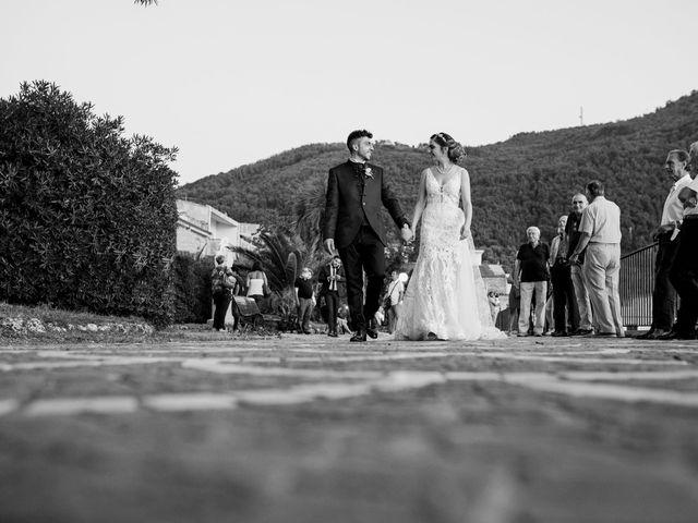 Il matrimonio di Omar e Erica a Feroleto della Chiesa, Reggio Calabria 13