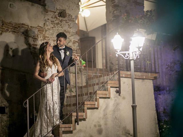 Il matrimonio di Omar e Erica a Feroleto della Chiesa, Reggio Calabria 15