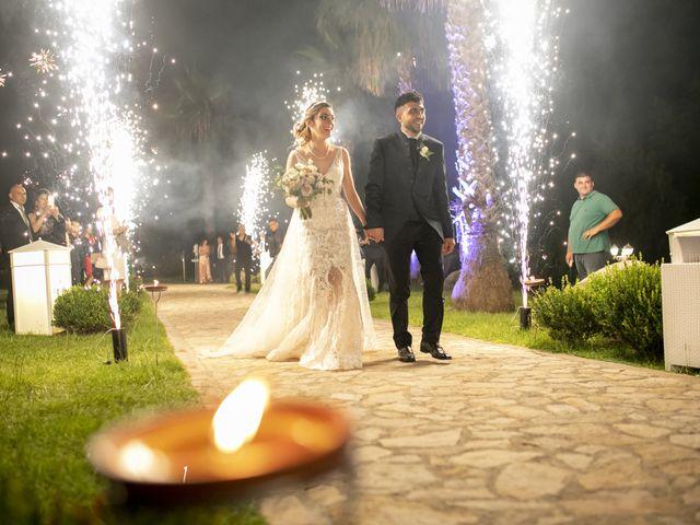 Il matrimonio di Omar e Erica a Feroleto della Chiesa, Reggio Calabria 16