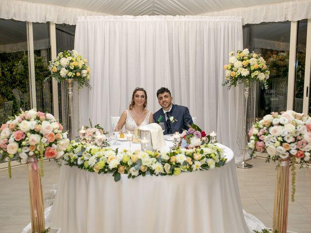 Il matrimonio di Omar e Erica a Feroleto della Chiesa, Reggio Calabria 17