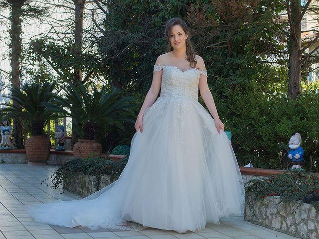 Il matrimonio di Christian e Anna a Baronissi, Salerno 16