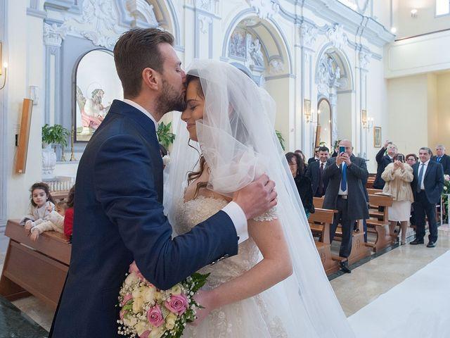 Il matrimonio di Christian e Anna a Baronissi, Salerno 22