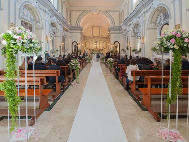 Il matrimonio di Christian e Anna a Baronissi, Salerno 23