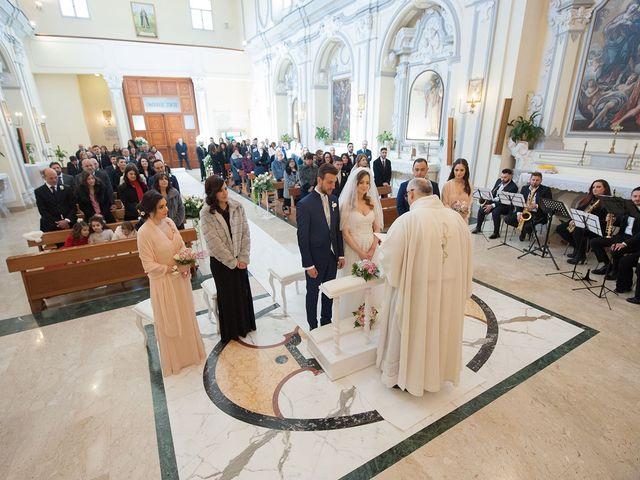 Il matrimonio di Christian e Anna a Baronissi, Salerno 24