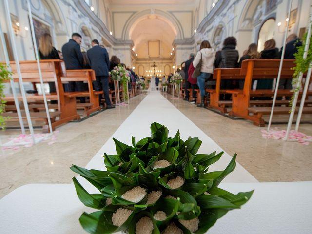 Il matrimonio di Christian e Anna a Baronissi, Salerno 25