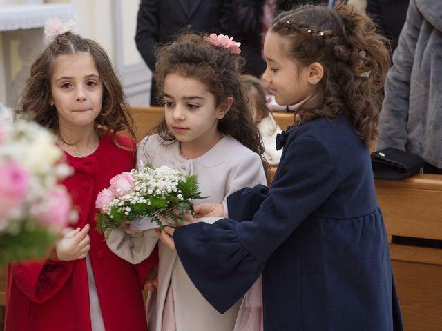 Il matrimonio di Christian e Anna a Baronissi, Salerno 26