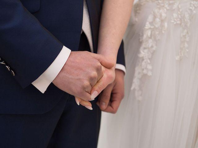 Il matrimonio di Christian e Anna a Baronissi, Salerno 27