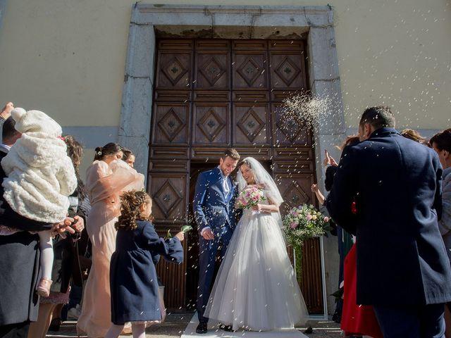 Il matrimonio di Christian e Anna a Baronissi, Salerno 28