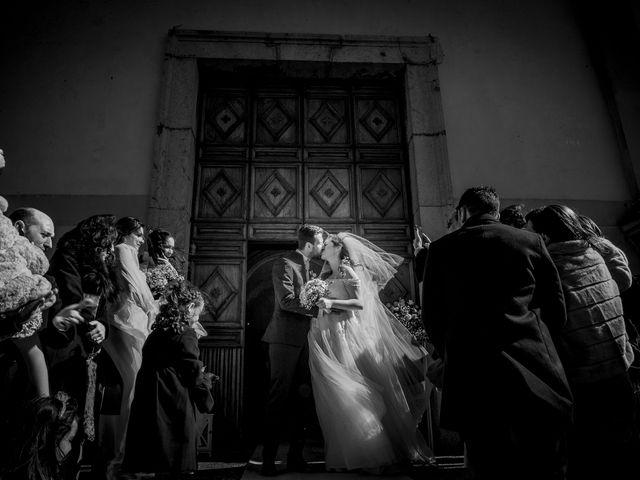 Il matrimonio di Christian e Anna a Baronissi, Salerno 29