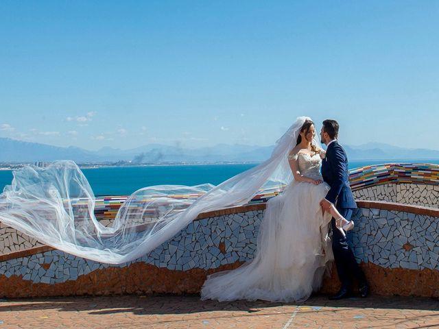 Il matrimonio di Christian e Anna a Baronissi, Salerno 30