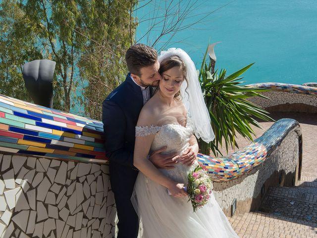 Il matrimonio di Christian e Anna a Baronissi, Salerno 31