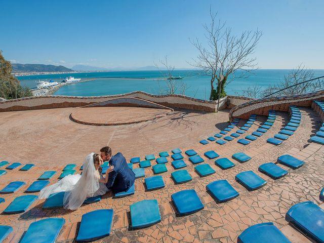 Il matrimonio di Christian e Anna a Baronissi, Salerno 32
