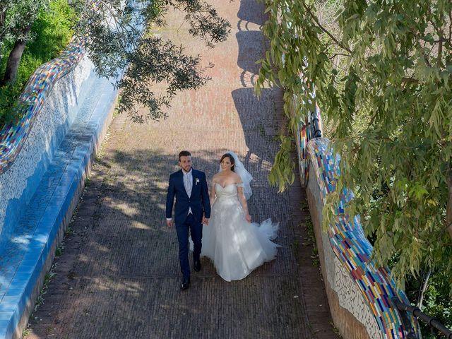 Il matrimonio di Christian e Anna a Baronissi, Salerno 33