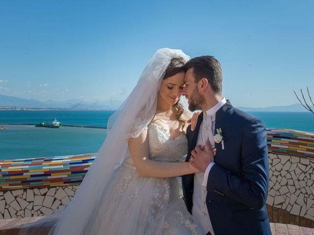 Il matrimonio di Christian e Anna a Baronissi, Salerno 34