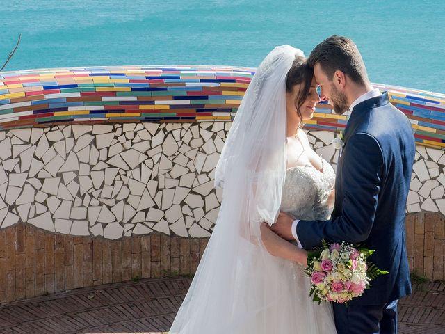 Il matrimonio di Christian e Anna a Baronissi, Salerno 35