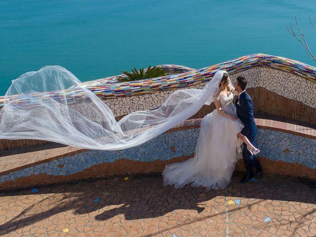 Il matrimonio di Christian e Anna a Baronissi, Salerno 36