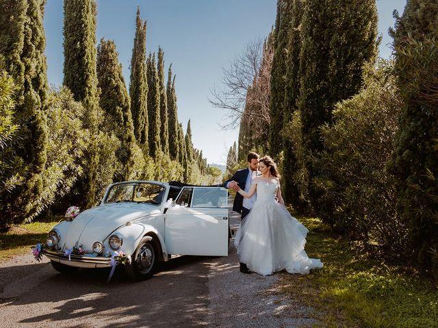 Il matrimonio di Christian e Anna a Baronissi, Salerno 37