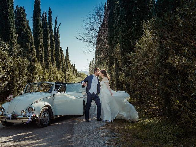 Il matrimonio di Christian e Anna a Baronissi, Salerno 38