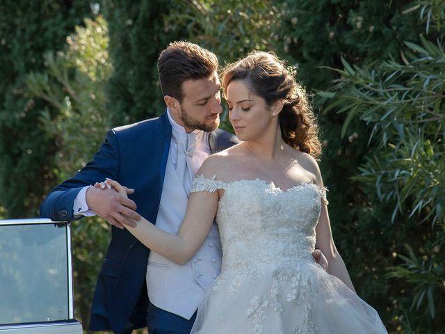 Il matrimonio di Christian e Anna a Baronissi, Salerno 39