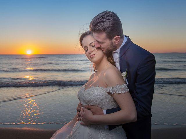 Il matrimonio di Christian e Anna a Baronissi, Salerno 47