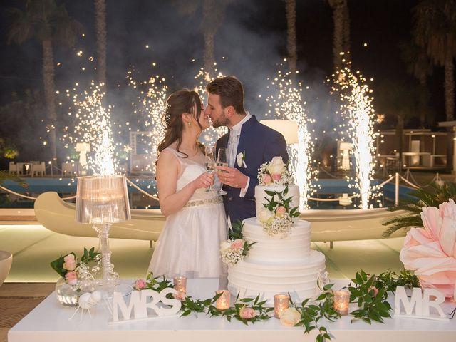 Il matrimonio di Christian e Anna a Baronissi, Salerno 52