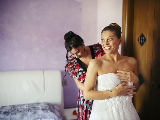 Il matrimonio di Stefano e Marica a Padenghe sul Garda, Brescia 10