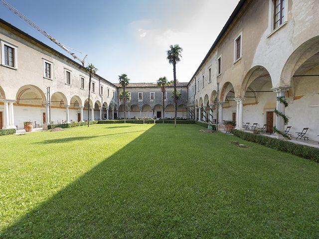 Il matrimonio di Stefano e Marica a Padenghe sul Garda, Brescia 14